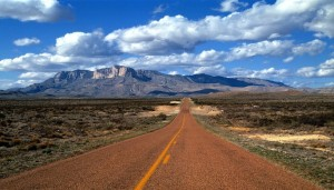 Lonesome-Highway-Guadalupe-Mountains-Texas