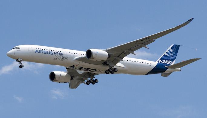 A350 / INFOTRAVEL.FR