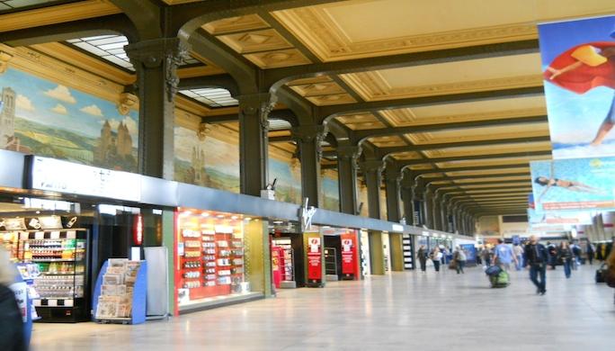 Gare de Lyon, Infotravel.fr