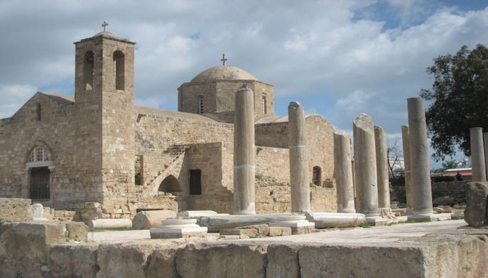 2- Ruines romaines