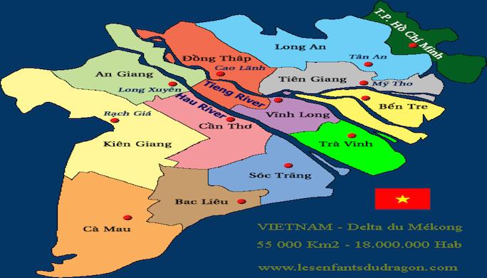 Carte-Province-Mekong