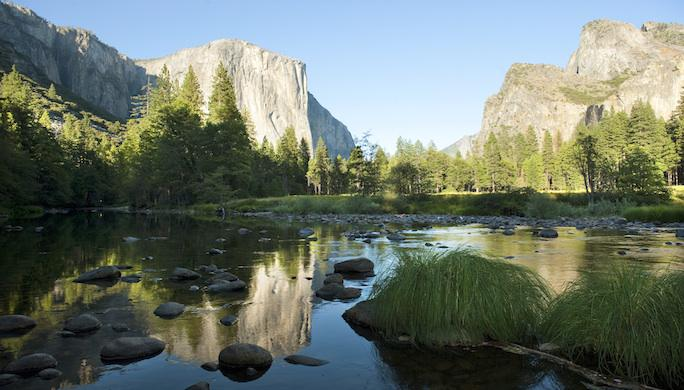 High Sierra, Yosemite National Park, Valley View