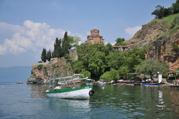 Ohrid, Macédoine