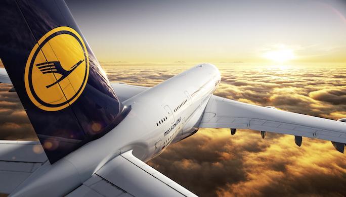Lufthansa A380/ INFOTRAVEL.FR