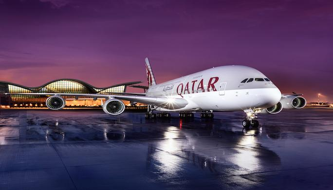 sconto-40-sui-voli-Qatar-Airways-intercontinentali