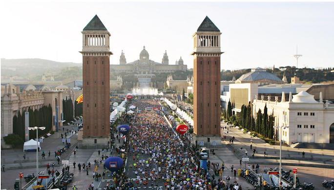 Barcelona-Marathon