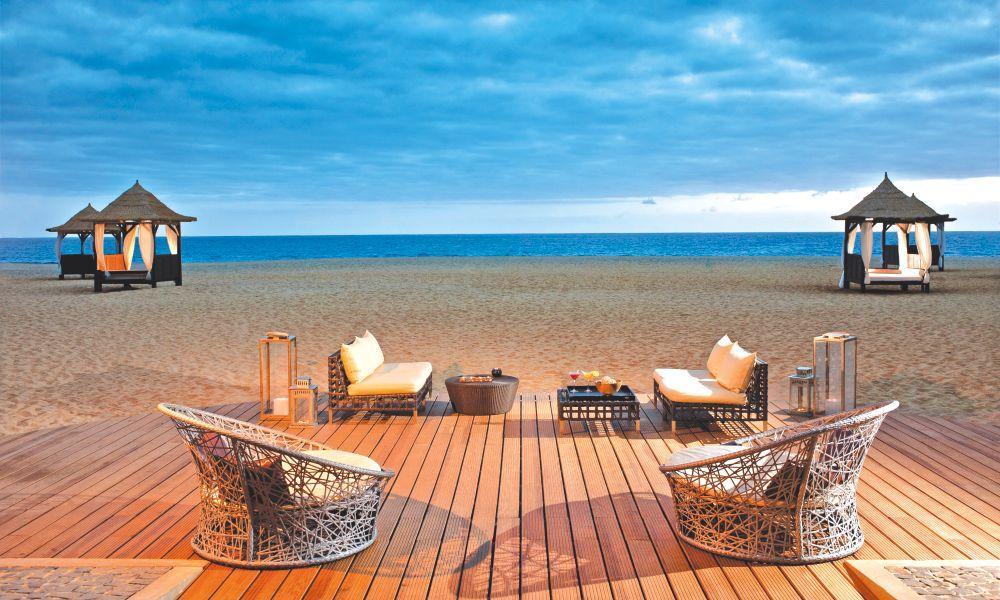 Melia Tortuga beach resort & spa cap-vert