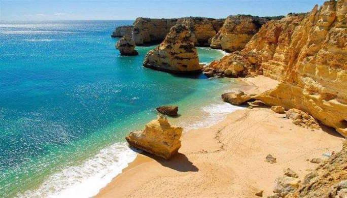 ALGARVE Praia-da-Marinha
