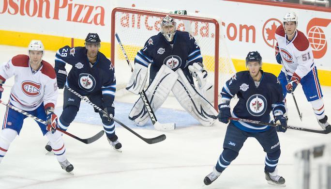 L'équipe de hockey de Winnipeg Tourism ©Winnipeg__Curtis Bouvier