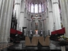 Croix de la Cathédrale Saint-Julien - Réalisée par l'orfèvre Goudji
