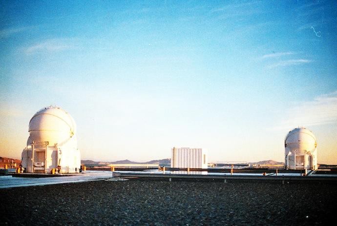 ALMA, PARANAL : Le Chili à la conquête de l'Espace