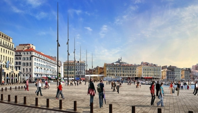 place_vieux_port_marseille / infotravel.fr