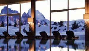 Hotel ***** L Alpina / Infotravel.fr