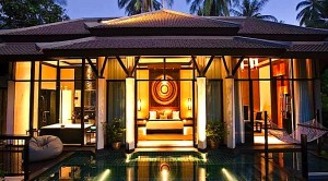 VILLA POOL BOUTIQUE HÖTEL BANYAN TREE SAMUI / INFOTRAVEL.FR