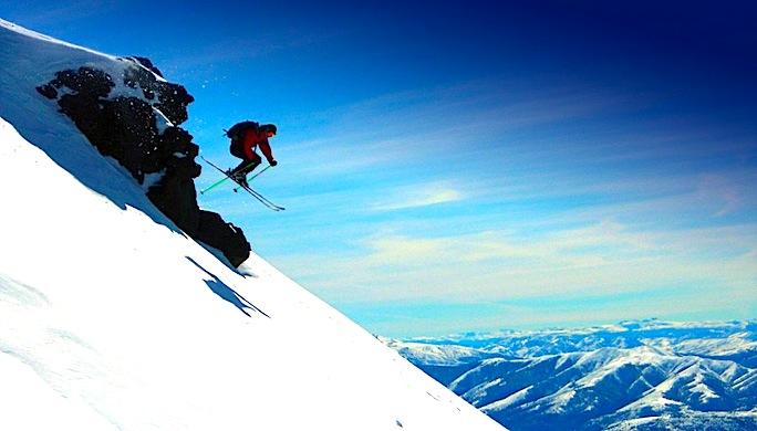 Ski-freeride-/ Infotravel.fr