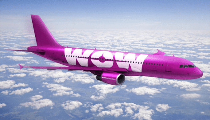 Wow Air / Infotravel.fr
