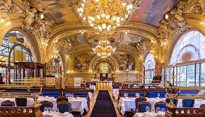 Restaurant De La Place St Julien