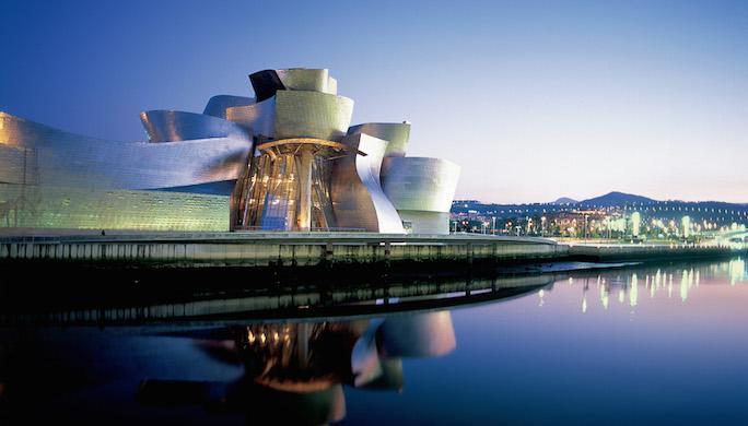 Guggenheim Museum Bilbao INFOTRAVEL.FR