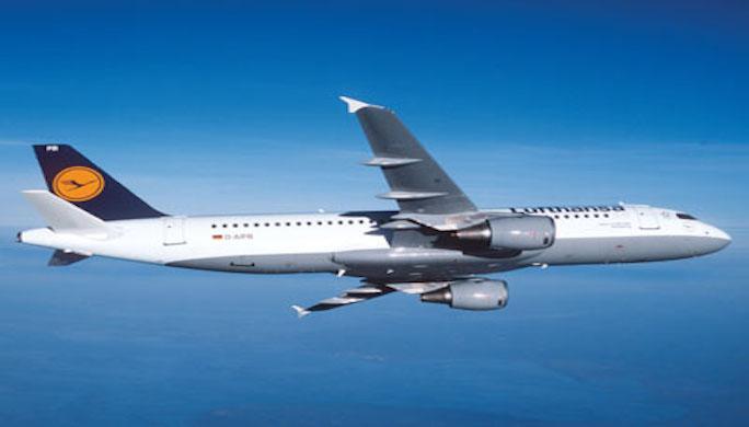 Lufthansa Airbus A320-200 im FlugPhoto: Gerd Rebenich  / Lufthansa