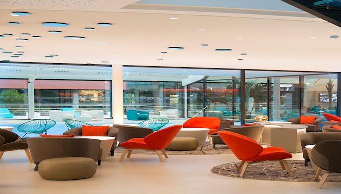 Hôtel-4-étoiles-Oceania-Paris-Roissy-aéroport-CDG