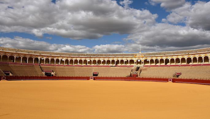 La Real Maestranza de Seville ∏Stephane Isard