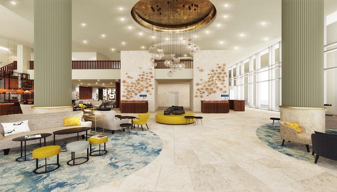 Marriott Hotels à Rotterdam