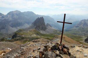 Ascension du Mont Thabor. Photo Fabienne Dupuis