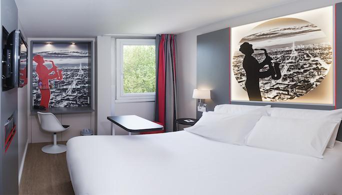 Best Western Hotel Paris Saint-Quentin