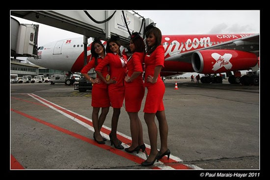 PNC Infotravel hotesses