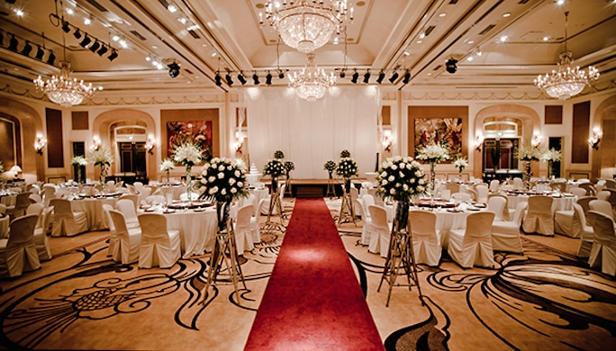 Saigon Park Hyatt Wedding Venue