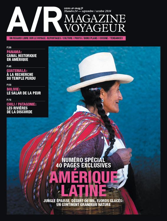 AR magazine / infotravel.fr