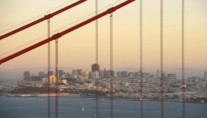 San Francisco Bay Area, San Francisco, Golden Gate Bridge