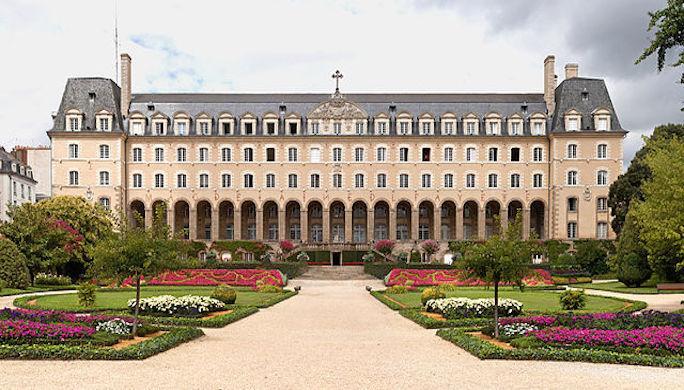 Palais Saint-Georges Rennes