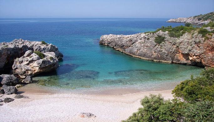 albanie-plage