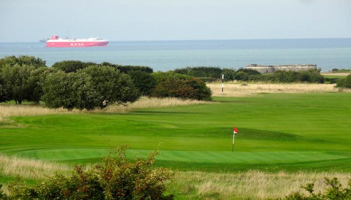 Golf Jardin Anglais