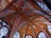 Plafond de la Chapelle de la Vierge