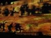 Projection sur la Muraille des Pans-de-Gorron
