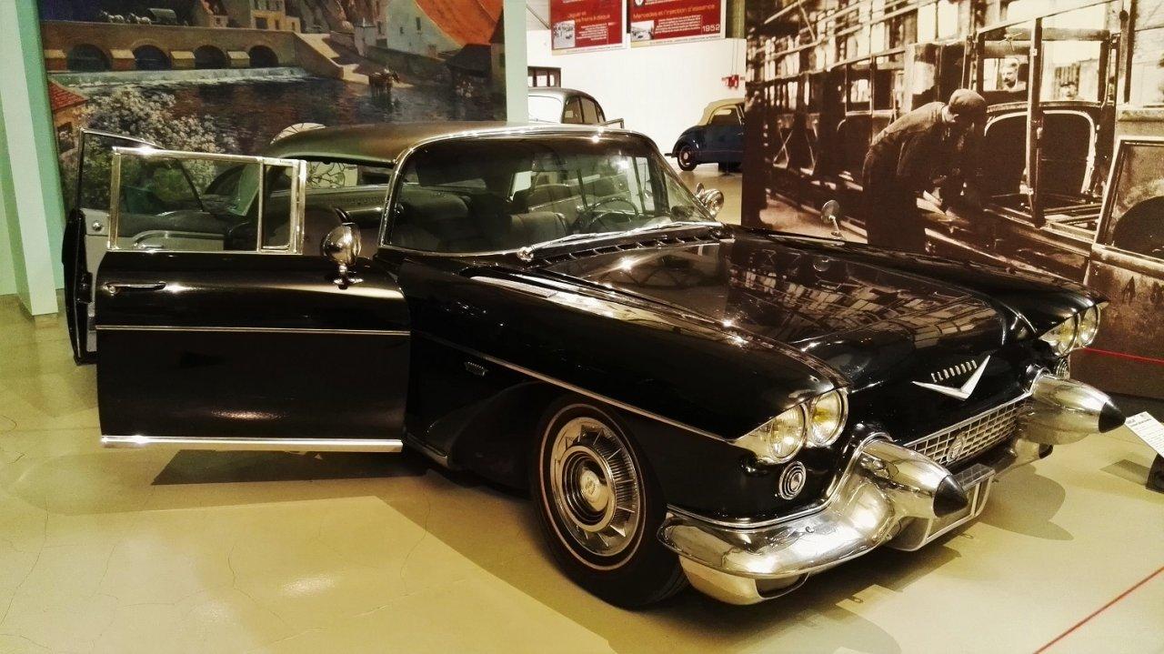 Cadillac Fleetwood Eldorado Brougham 1958