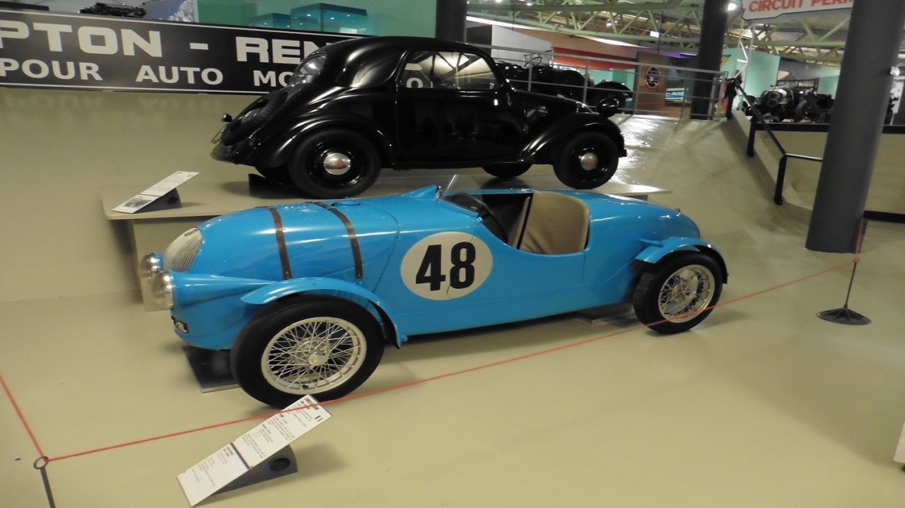 Simca Gordini 1939