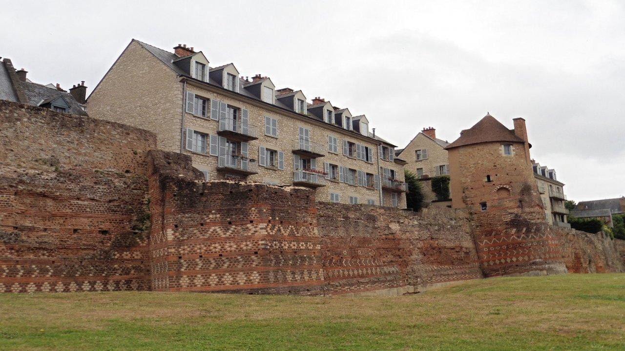 Muraille des Pans-de-Gorron