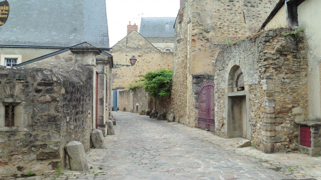 Ruelle Pavée