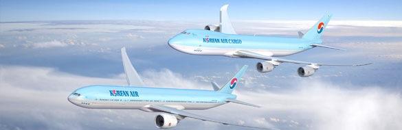 Korean air, vol, travel
