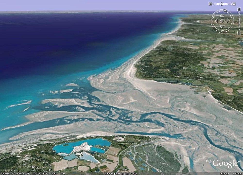Le label grand site de france attribu la baie de - Baie de somme chambre d hote ...