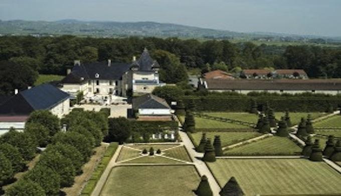Château et jardins