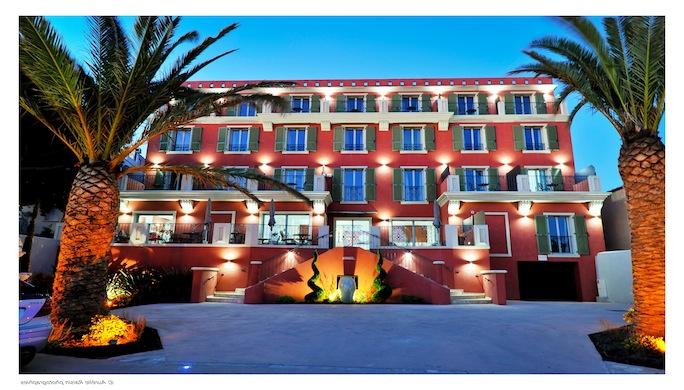 Le liberata nouvel h tel de charme l le rousse en - Hotels de charme le treehotel en suede ...