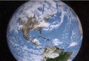 La beauté de la Terre filmée depuis la Station spatiale internationale
