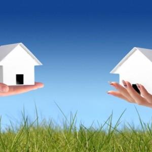 L'échange de maisons X 2 en octobre
