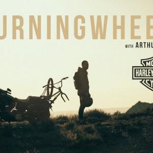 Voyage en BMX et Harley-Davidson
