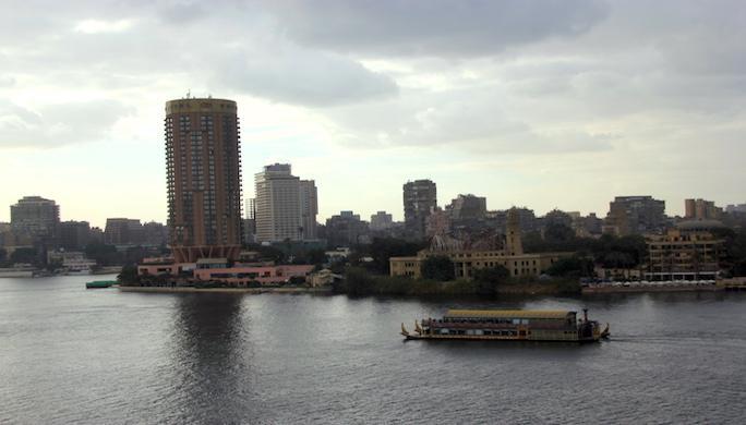 Rives Nil