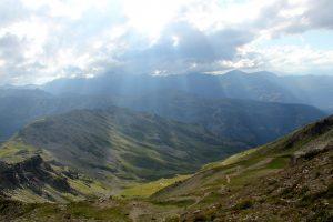 Randonnée autour du Mont Thabor. Photo Fabienne Dupuis